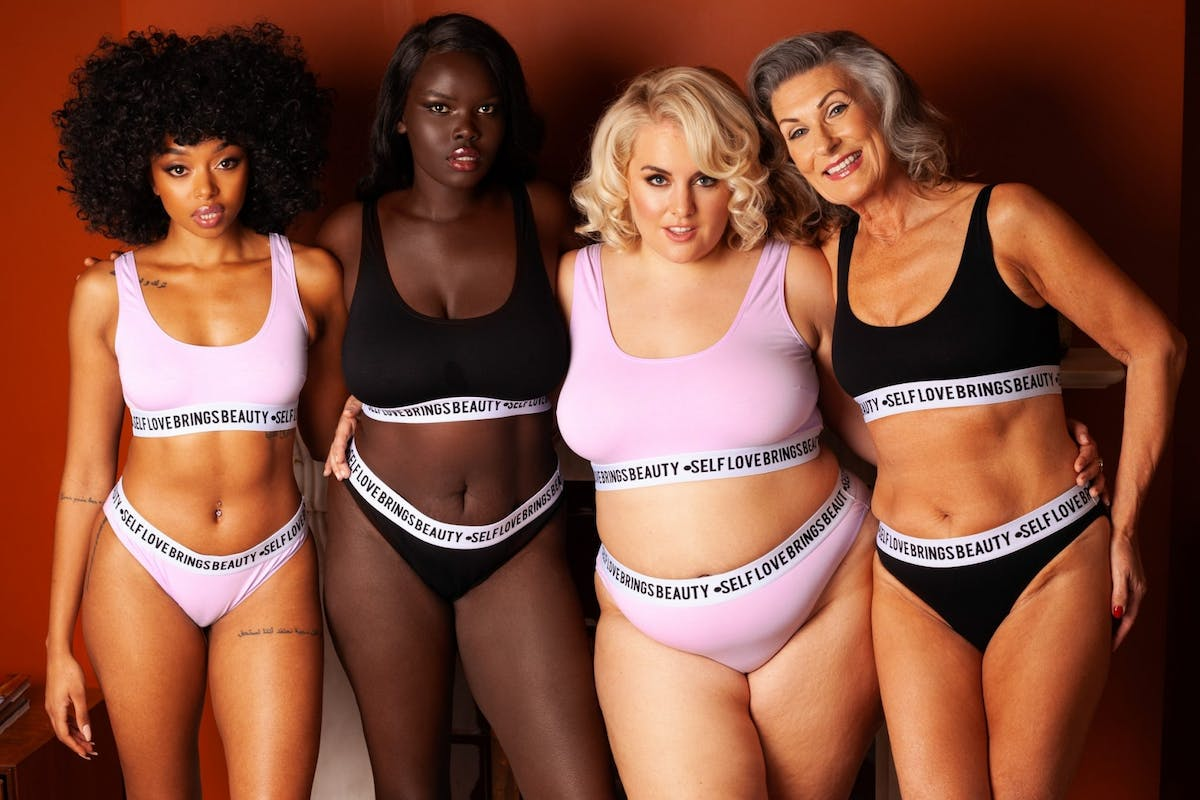Felicity Hayward launches body positive lingerie collection with Playful Promises.