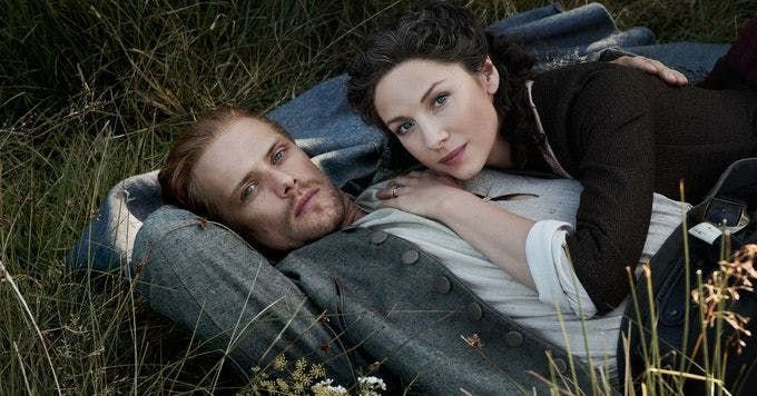 Outlander season 5: the first pictures are here, and they look super romantic