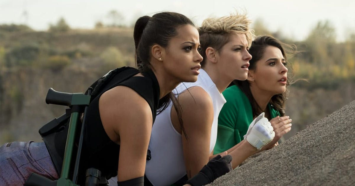 Charlie's Angels review: does Kristen Stewart's girl power film sink or soar?