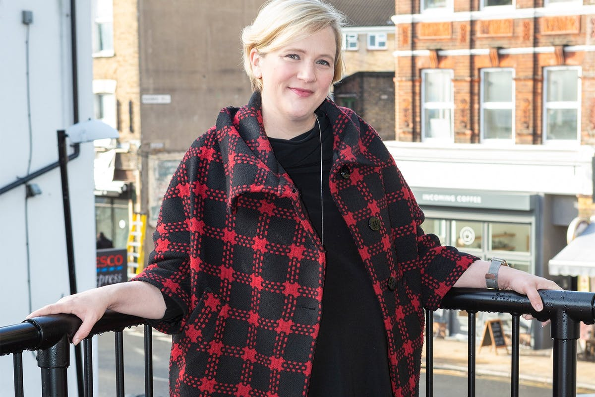 Labour MP Stella Creasy