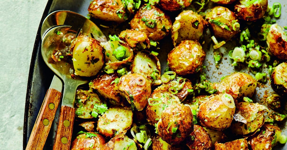 Dishoom's gunpowder potatoes recipe is the perfect way to celebrate Bonfire Night