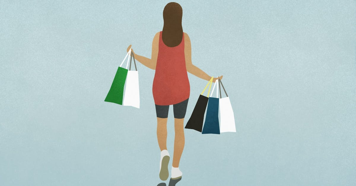 """This mindful shopping hack calmed my anxiety around getting dressed"""