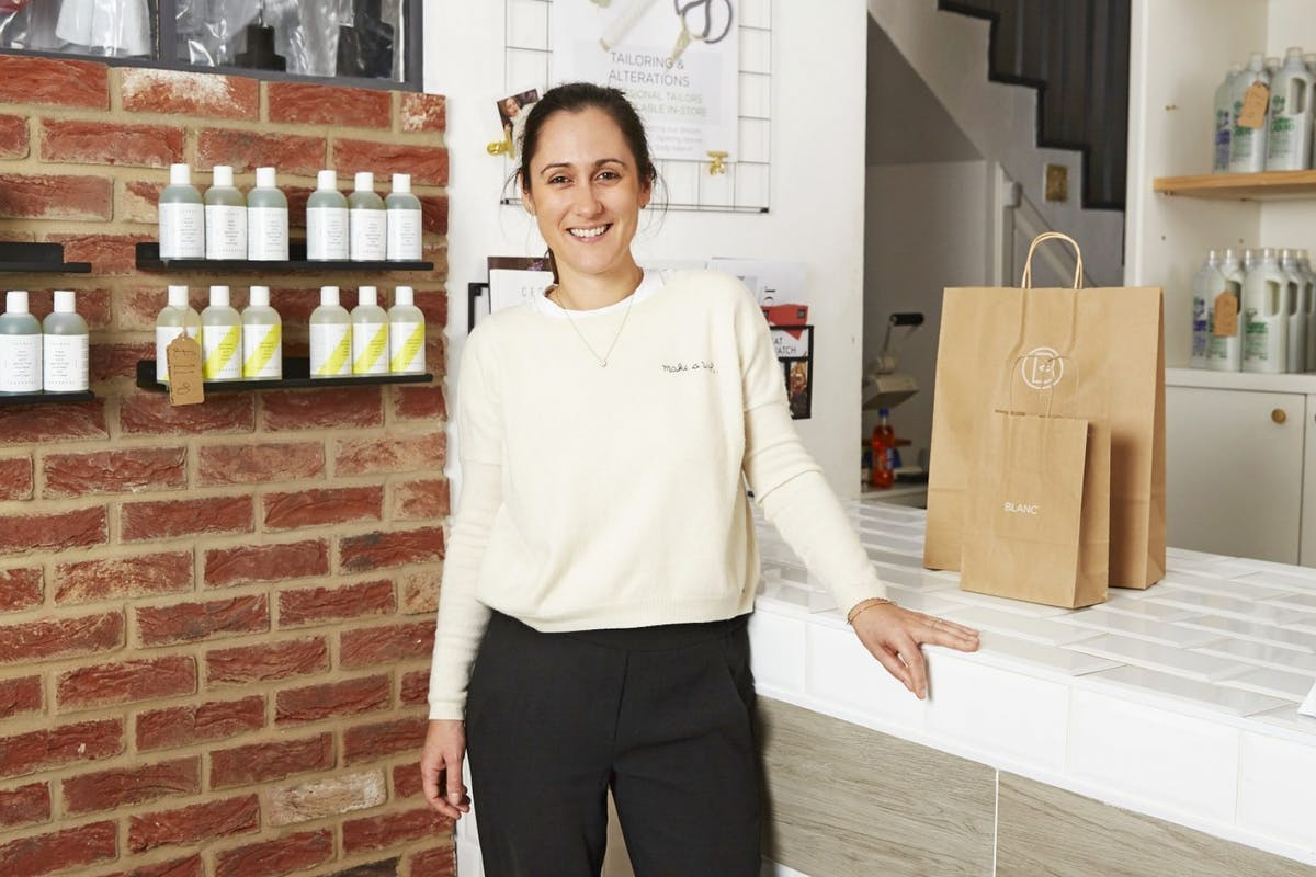 Dream jobs: Meet the woman making your wardrobe more eco-friendly