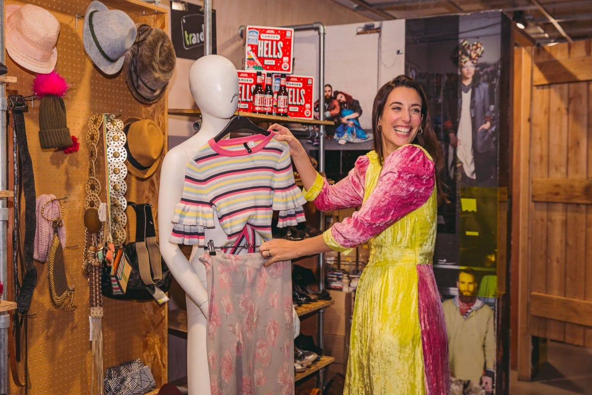 Sustainable fashion: Laura Jackson's easy tips and hacks to make sure your wardrobe is eco-friendly