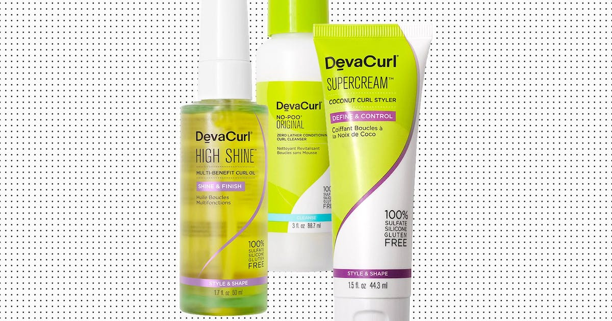 DevaCurl: This cult curly hair brand is finally coming to the UK