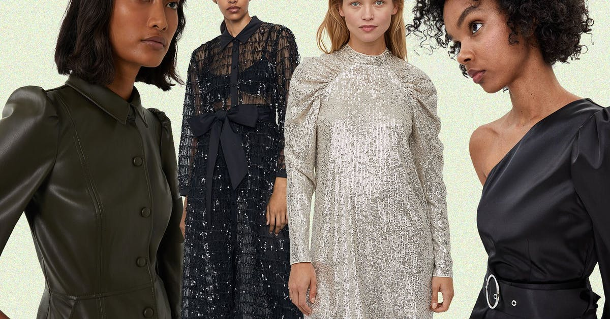 The fashion team found the best under-£100 party dresses, so you don't have to