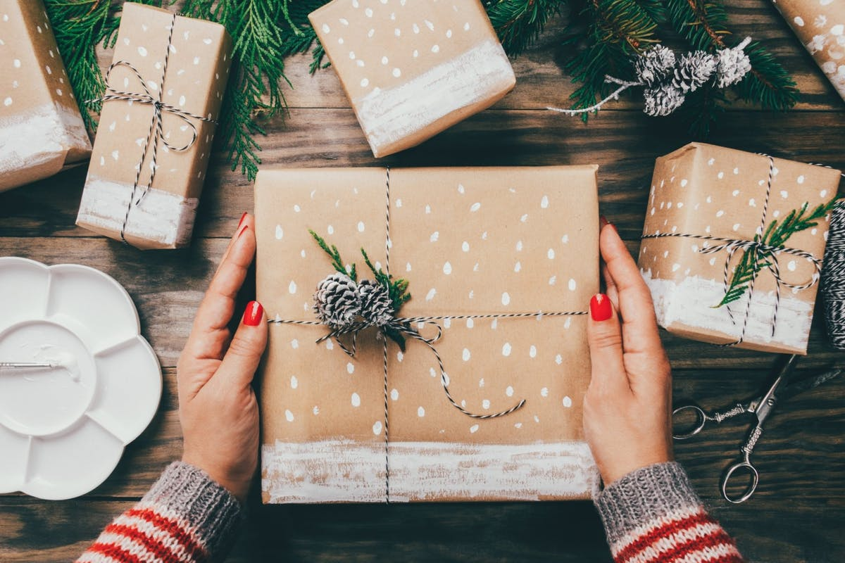"""Lucy Mangan: """"Why I'm embracing a zero-waste Christmas"""""""
