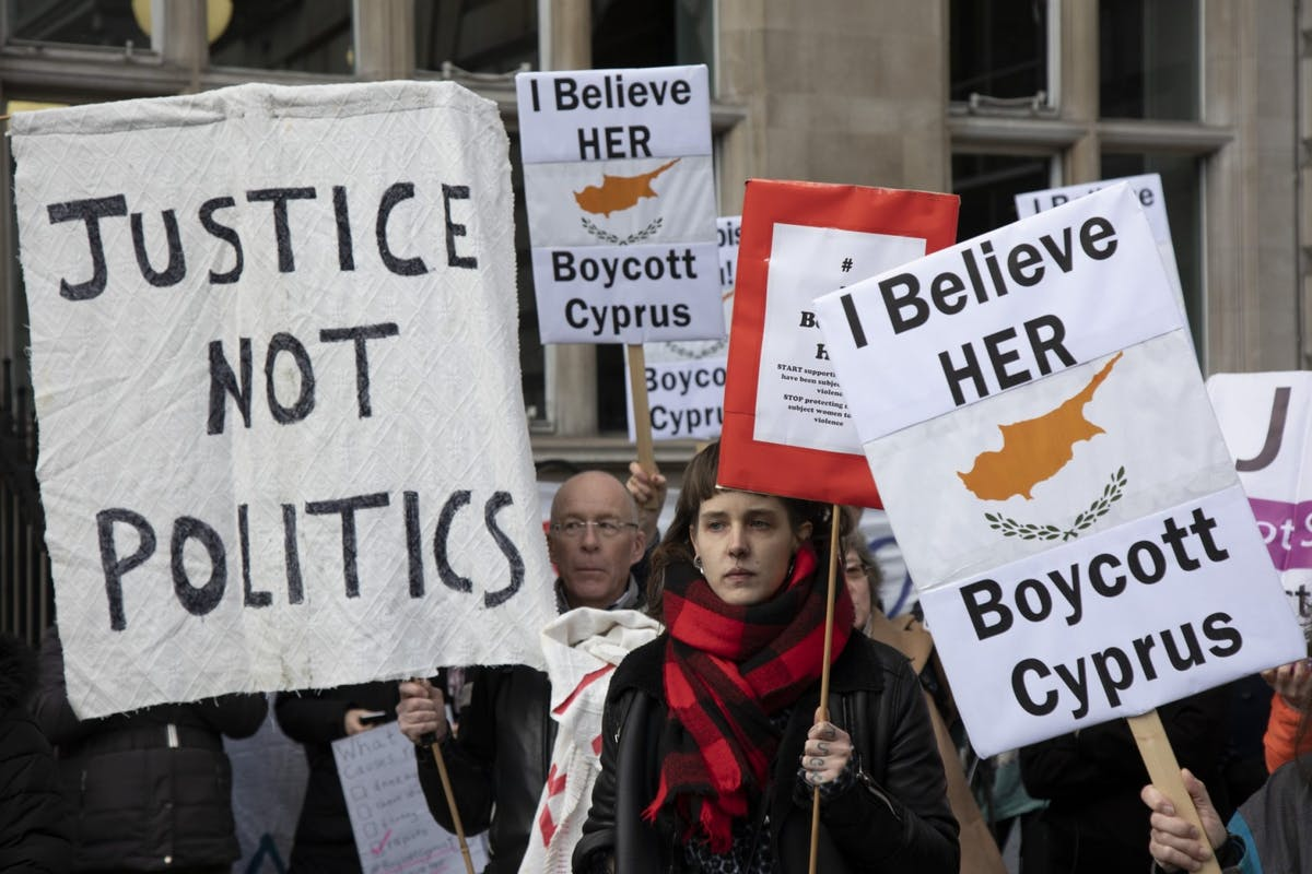 Cyprus rape case: everything you need to know
