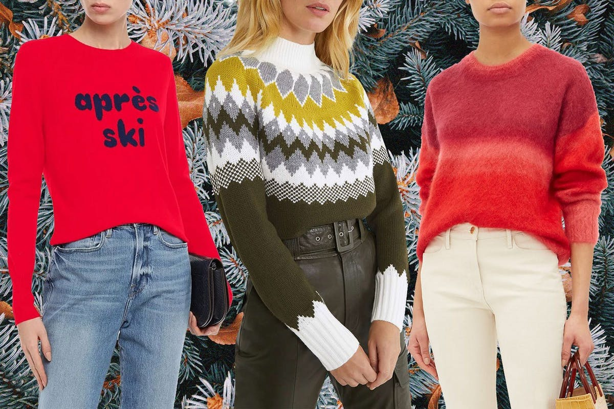 The best Christmas jumpers to buy if you don't like Christmas jumpers