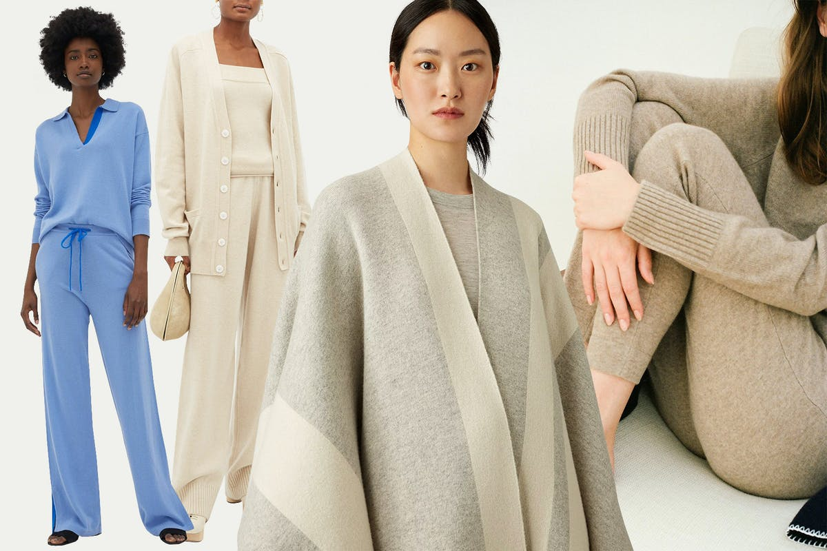 The most luxurious loungewear to relax in this Christmas