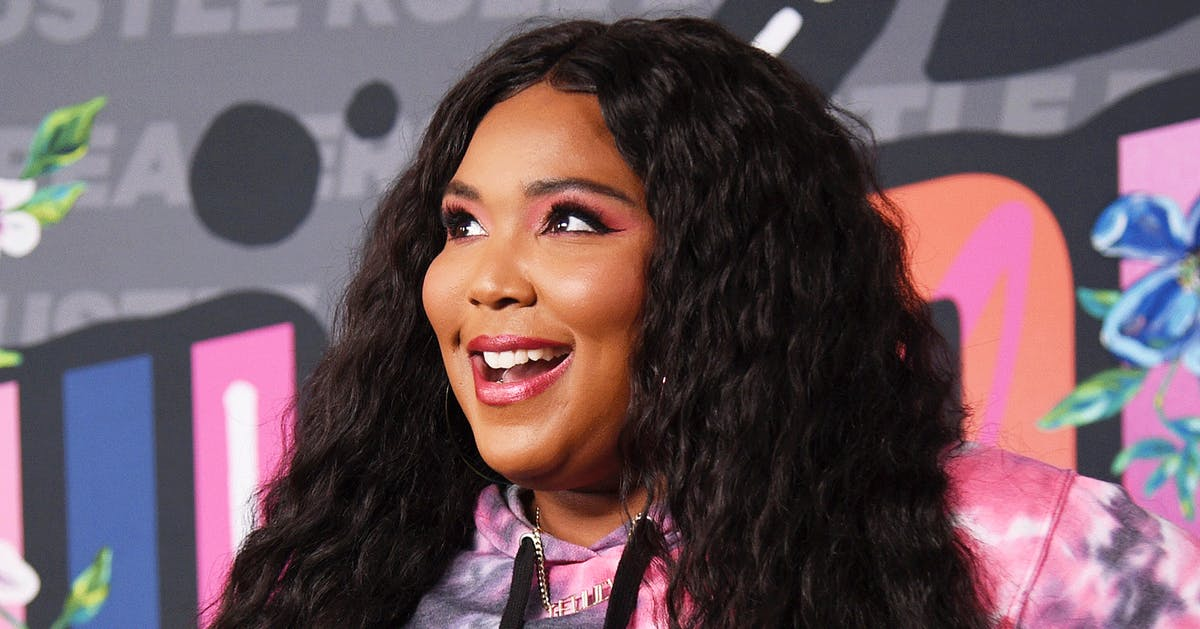 Lizzo opens up about how she went from living in her car to being an award-winning musician