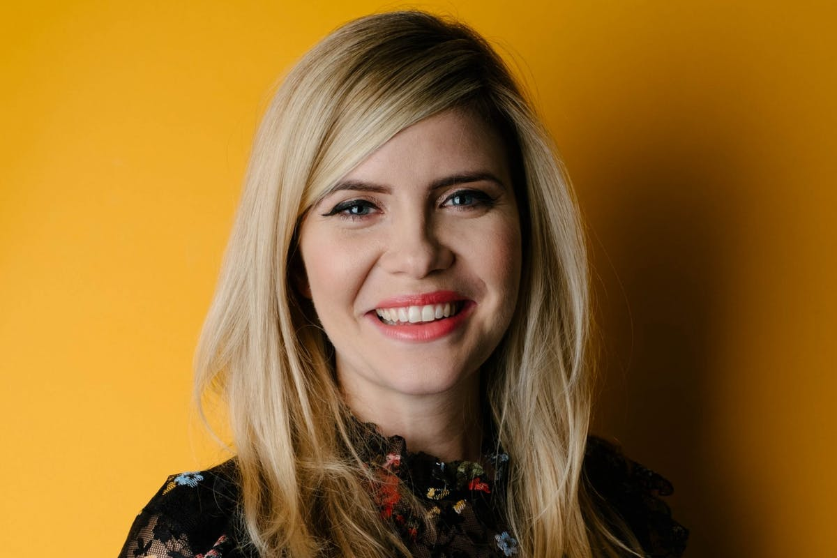 Emma Barnett Journalist