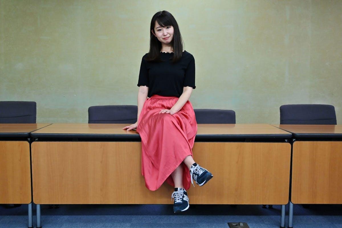 Yumi Ishikawa is behind the #KUTOO movement