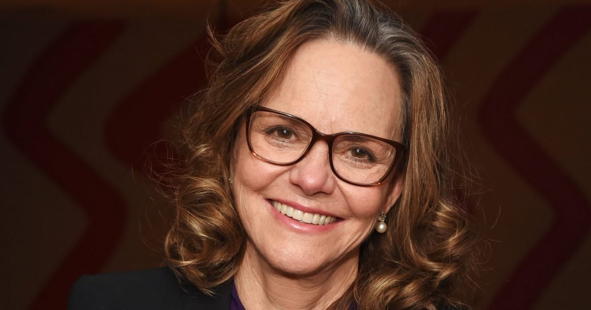 Sally Field had this important message to share before being arrested