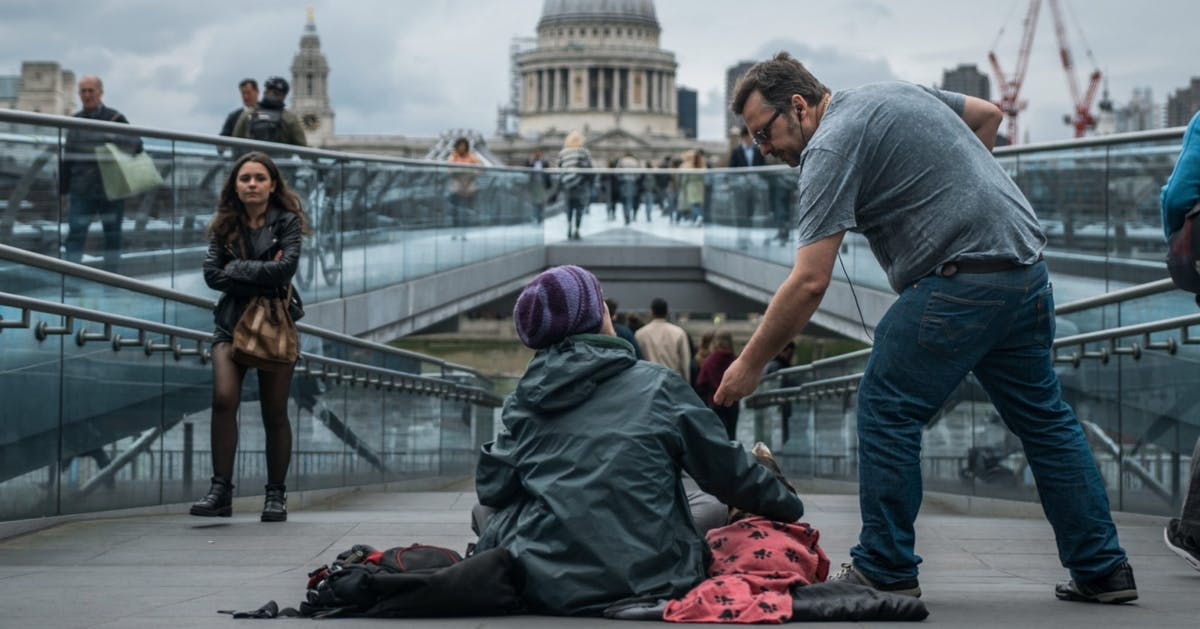 How to help the homeless: 9 ways to help someone sleeping rough this Christmas