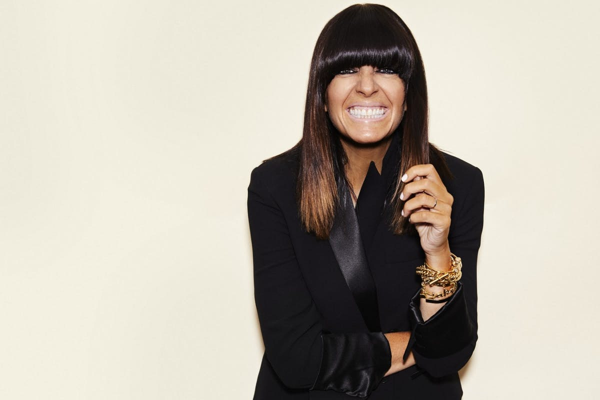 Claudia Winkleman for Stylist