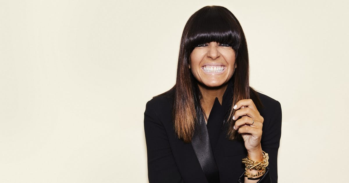 CLAUDIA WINKLEMAN TAKES OVER - cover