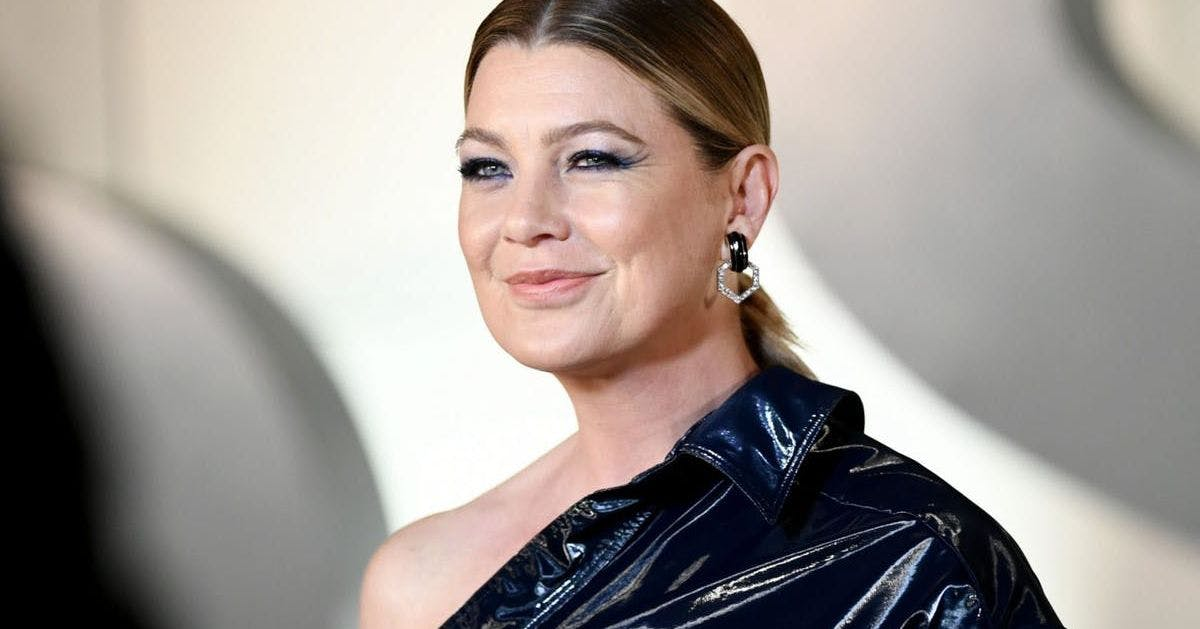 Ellen Pompeo wants to know why police are carrying machine guns at anti-racism protests