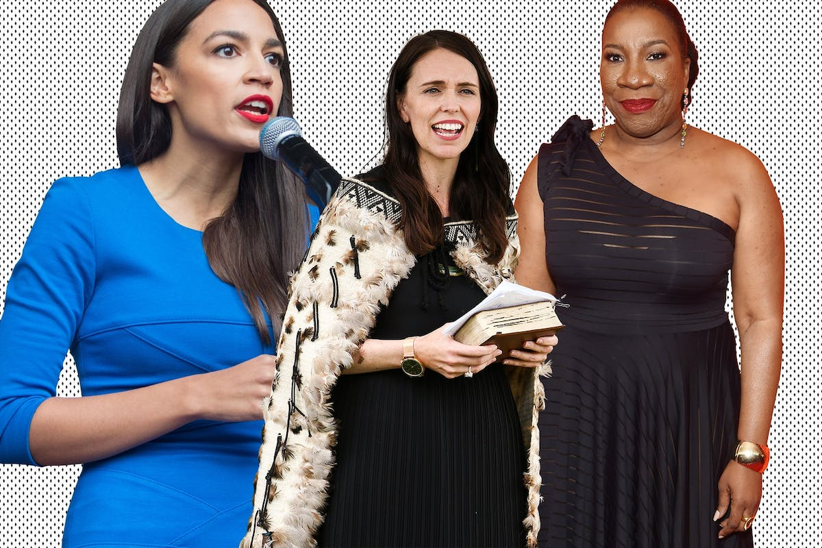 Women of the decade