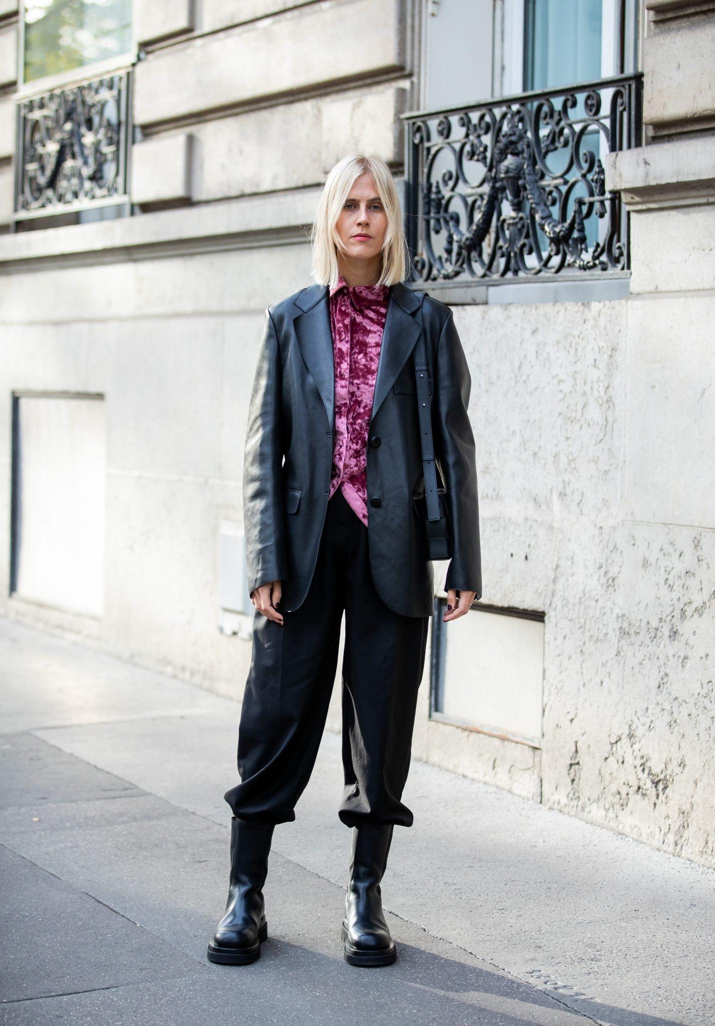 The Best Ways To Wear Velvet For Winter