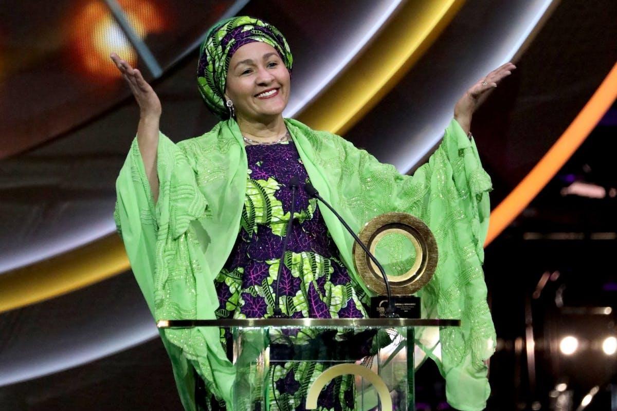 Global Citizen Prize: Amina J. Mohammed