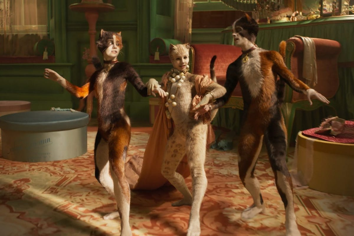 The cast of new Cats movie