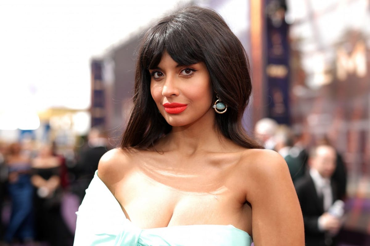 Jameela Jamil comes out as queer.