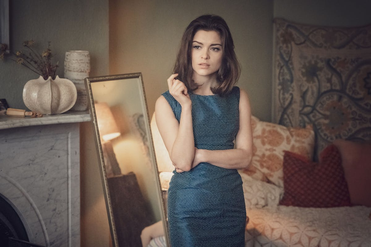 The Trial Of Christine Keeler: Sophie Cookson as Christine Keeler