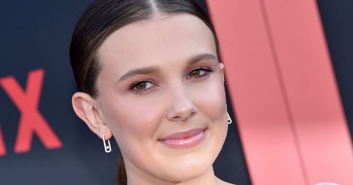 Millie Bobby Brown's message of self-compassion is the 2020 resolution we need