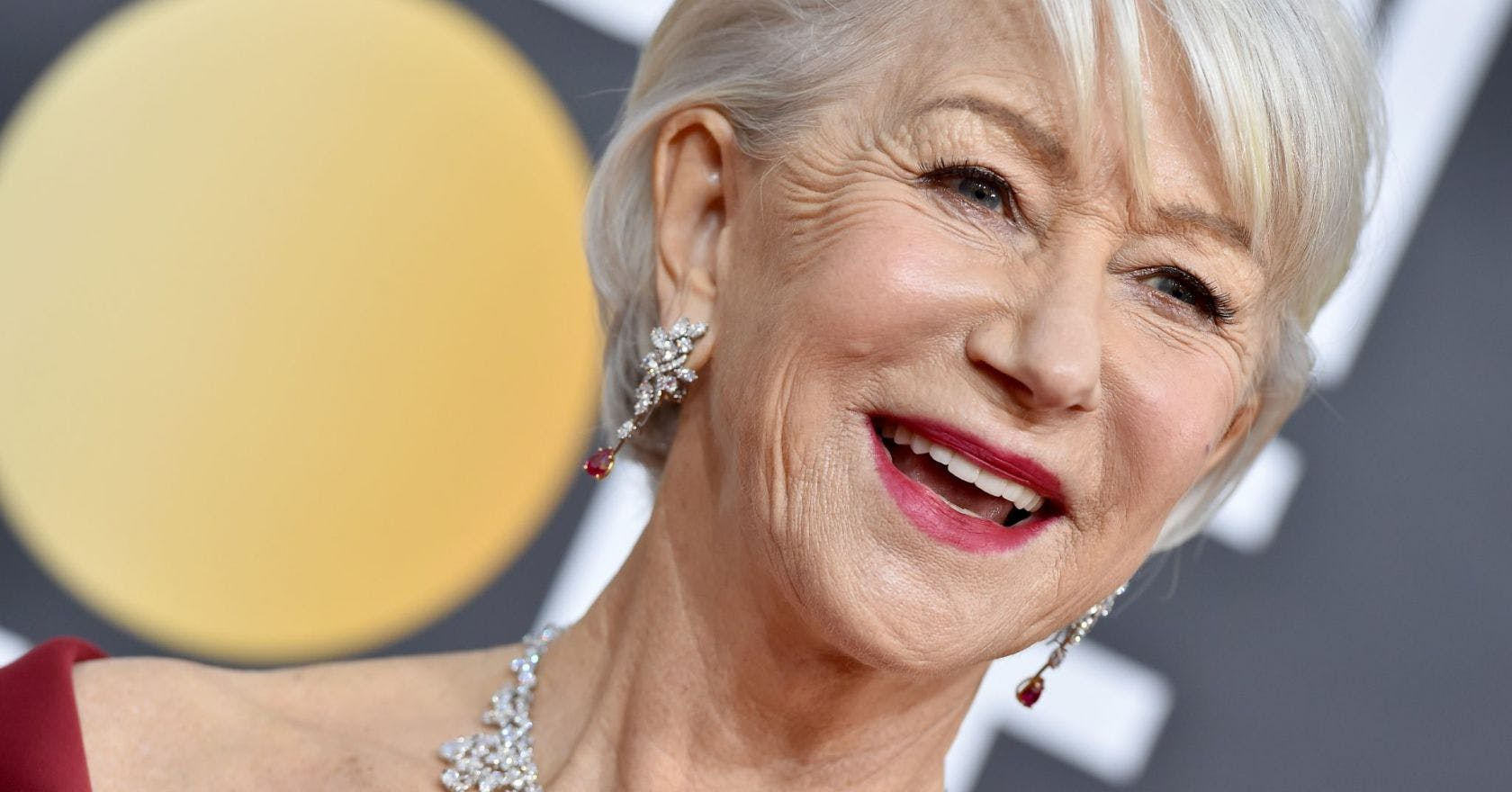 Helen Mirren just hit the nail on the head about the treatment of Meghan Markle