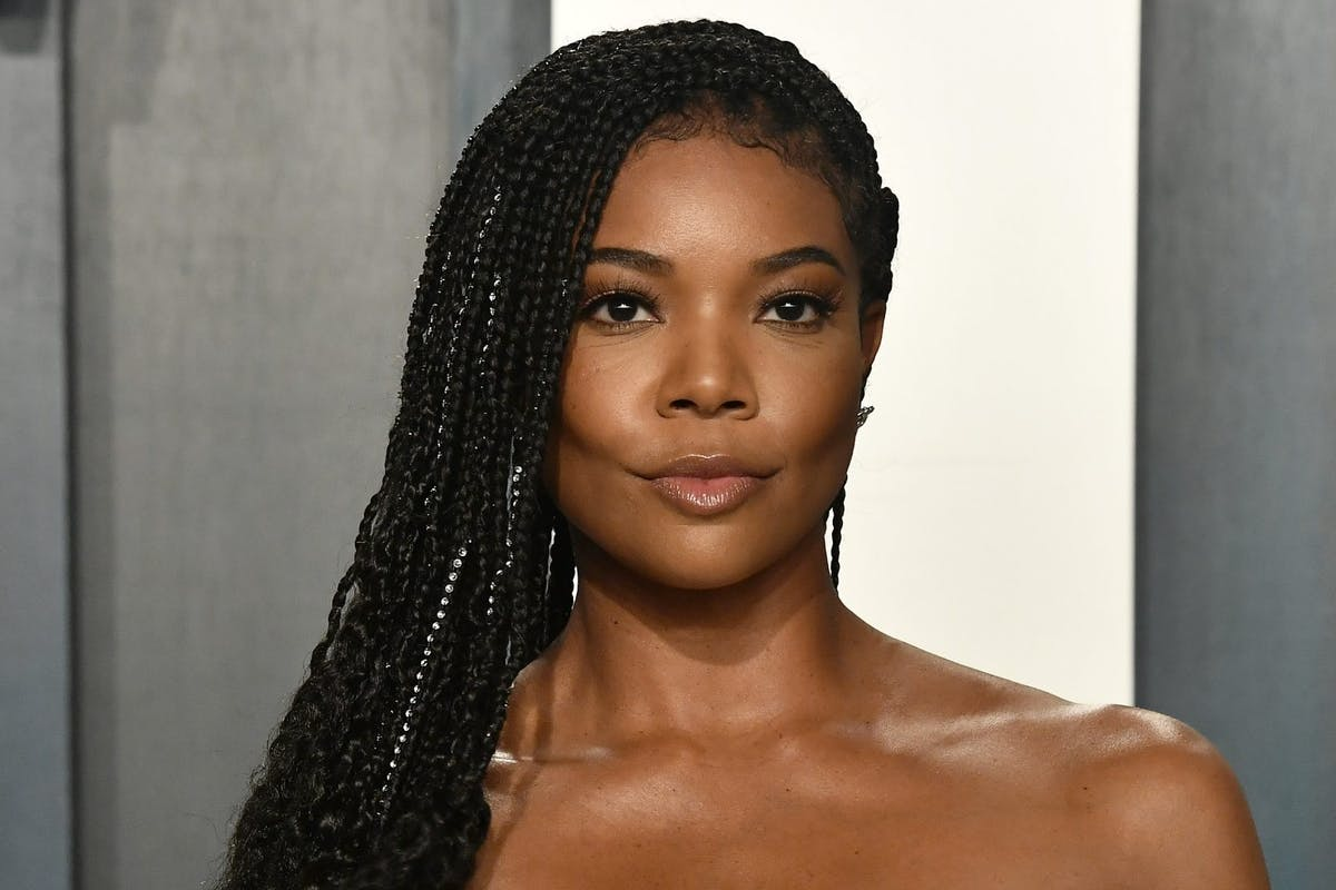 gabrielle-union-wade-hairstyle-braids-vanity-fair-oscars-party