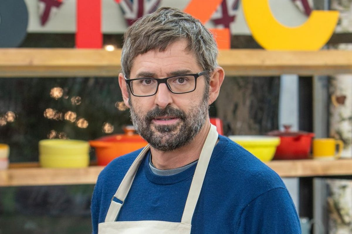 Great British Bake Off: Louis Theroux
