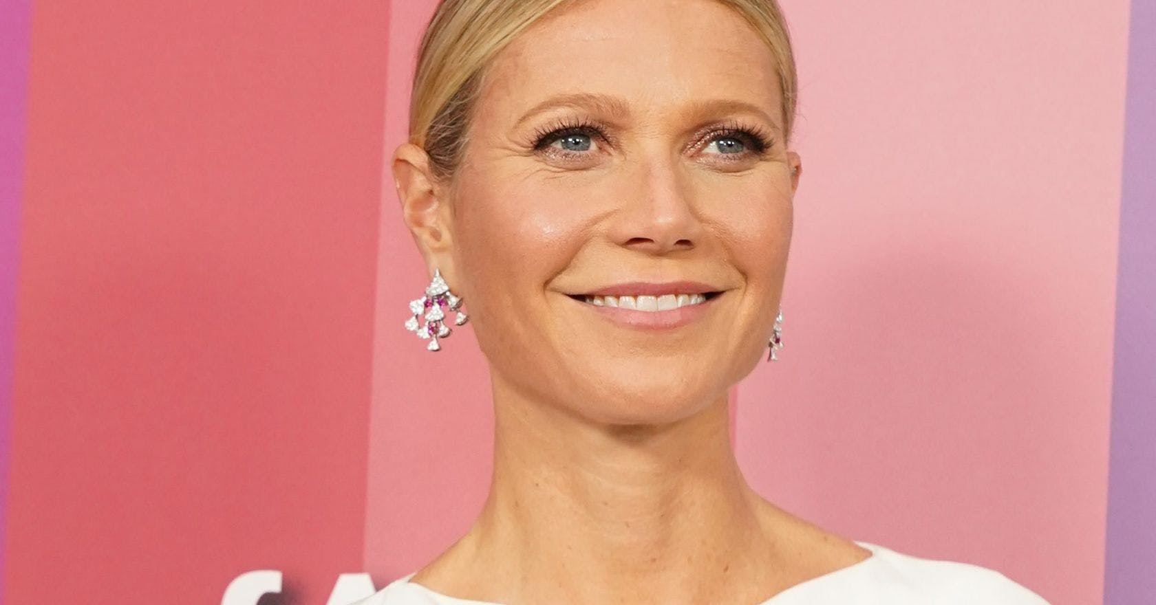 """Gwyneth Paltrow just threw a """"no make-up"""" party for this very important reason"""