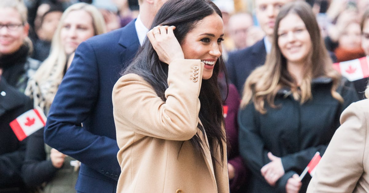 Meghan Markle's camel coat has taken the internet by storm: here's where to buy yours