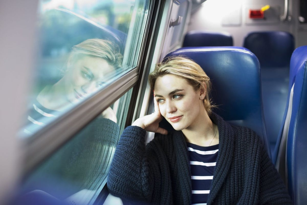slow travel train