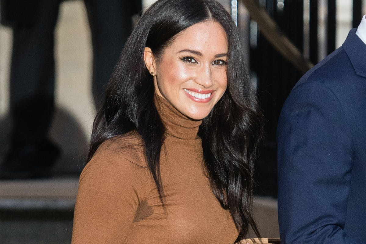 Meghan Markle sweats - so the hell what?