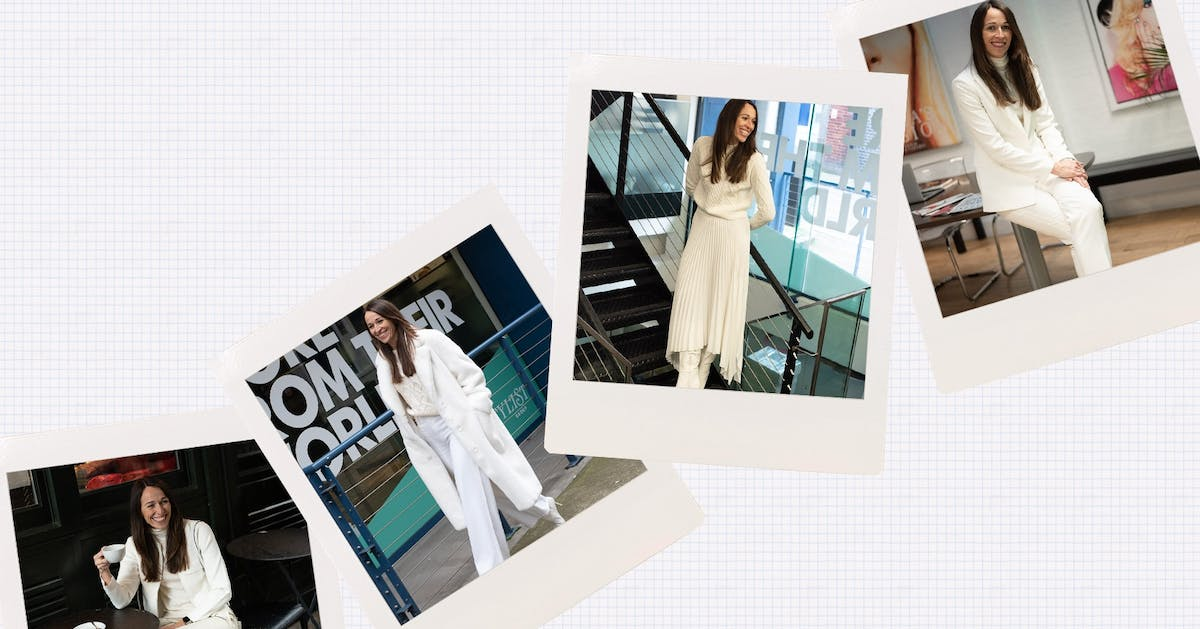 How wearable is 2020's all-white fashion trend, really? Stylist investigates