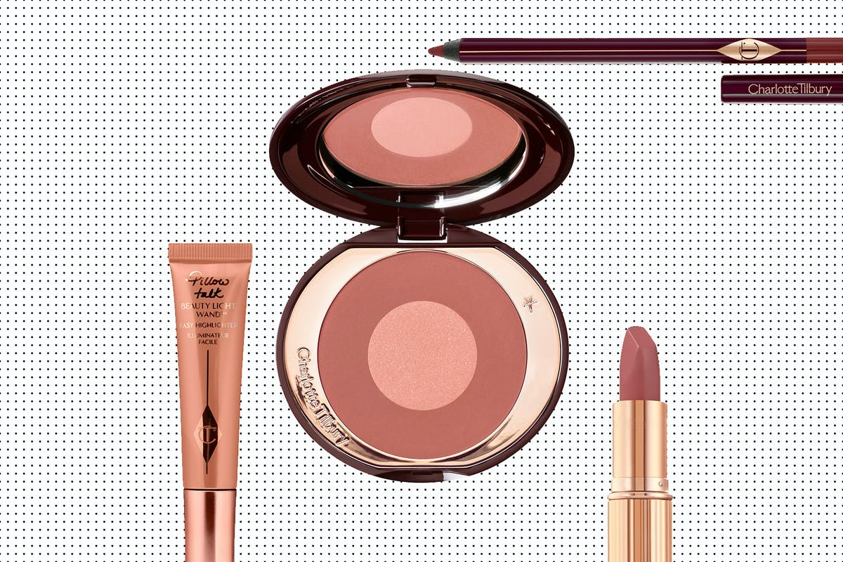 charlotte tilbury pillow talk collection launch