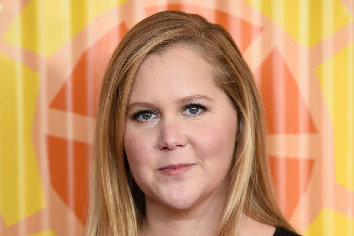Amy Schumer shares IVF photo on Instagram.