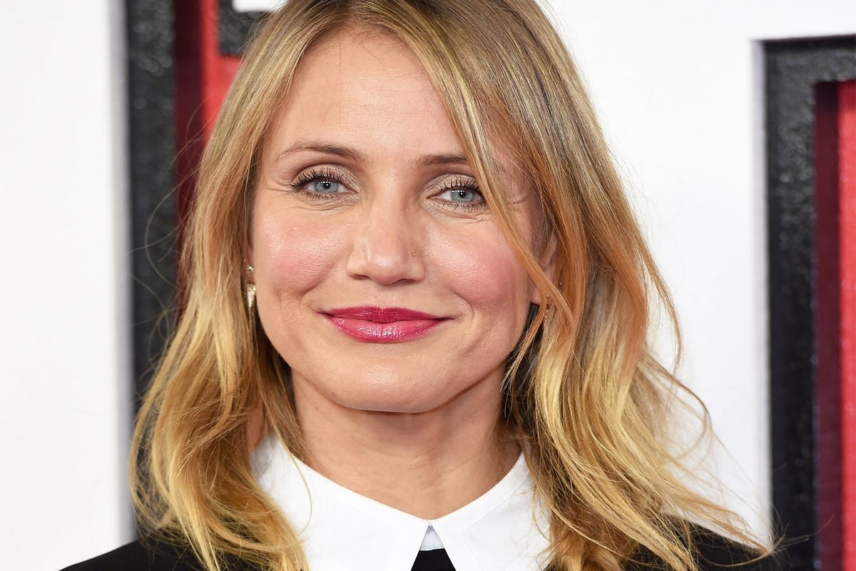 Cameron Diaz doesn't nee to explain her pregnancy.