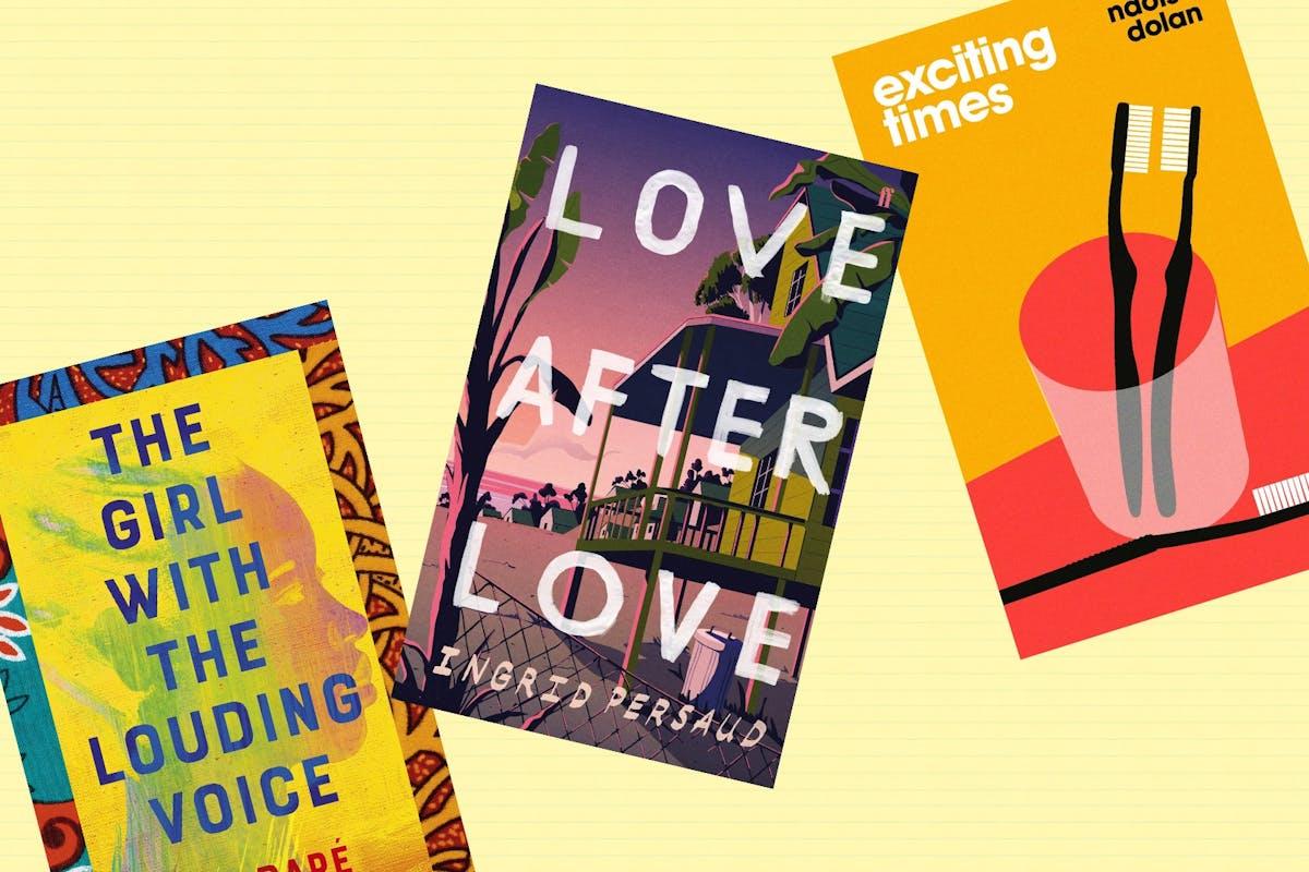 debut novels 2020