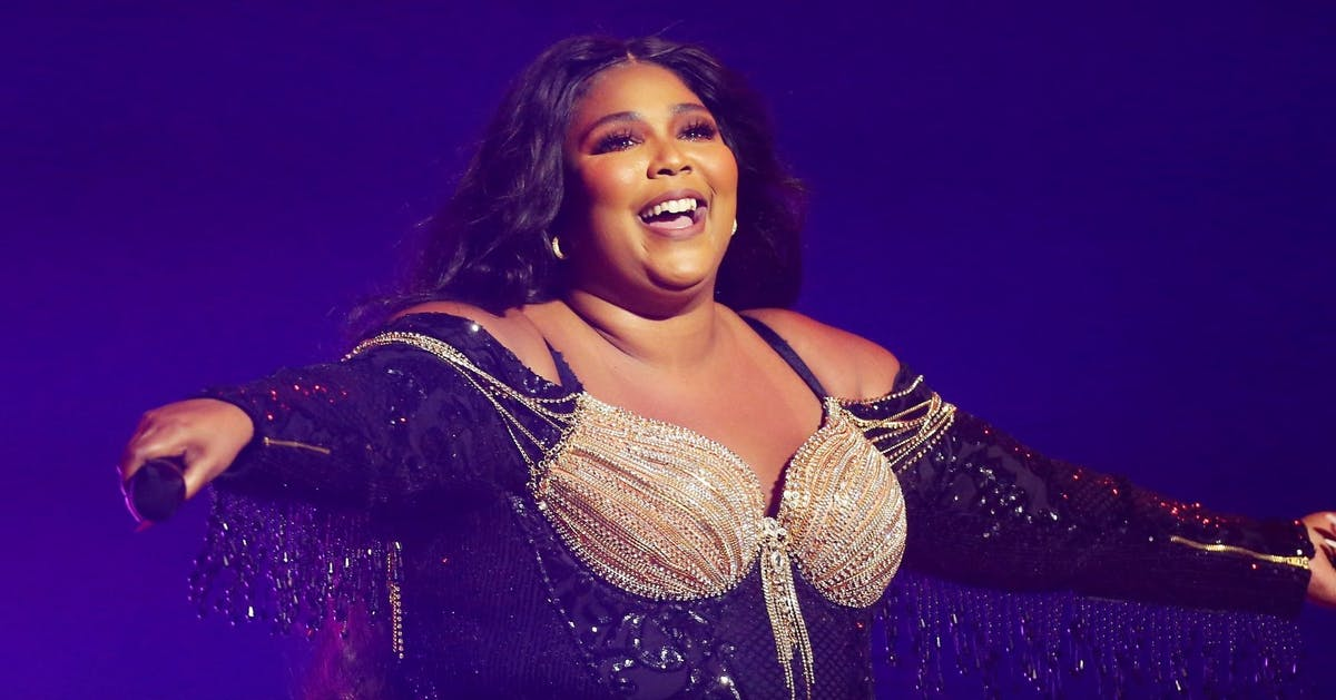 Lizzo hits the nail on the head about the fear we're all feeling right now