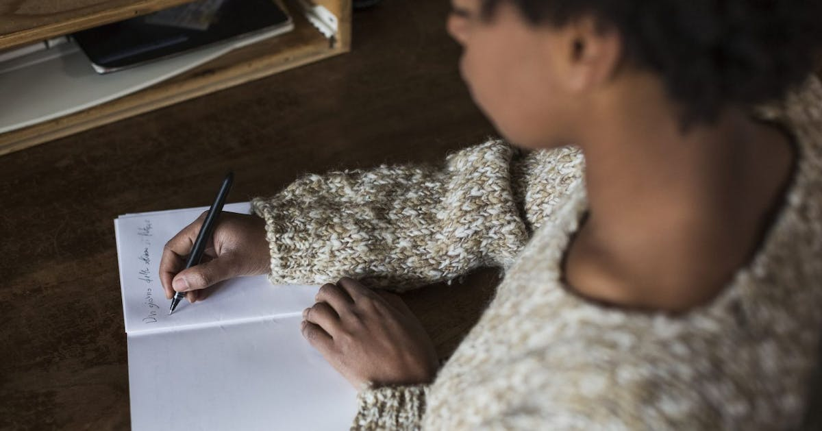 If you need a reminder of how strong you are, try this self-love letter writing exercise