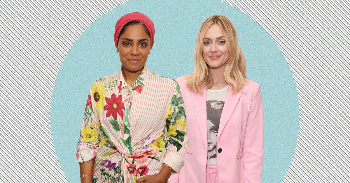 "Nadiya Hussain and Fearne Cotton just got real about the ""quiet inner voice"", and it's so relatable"
