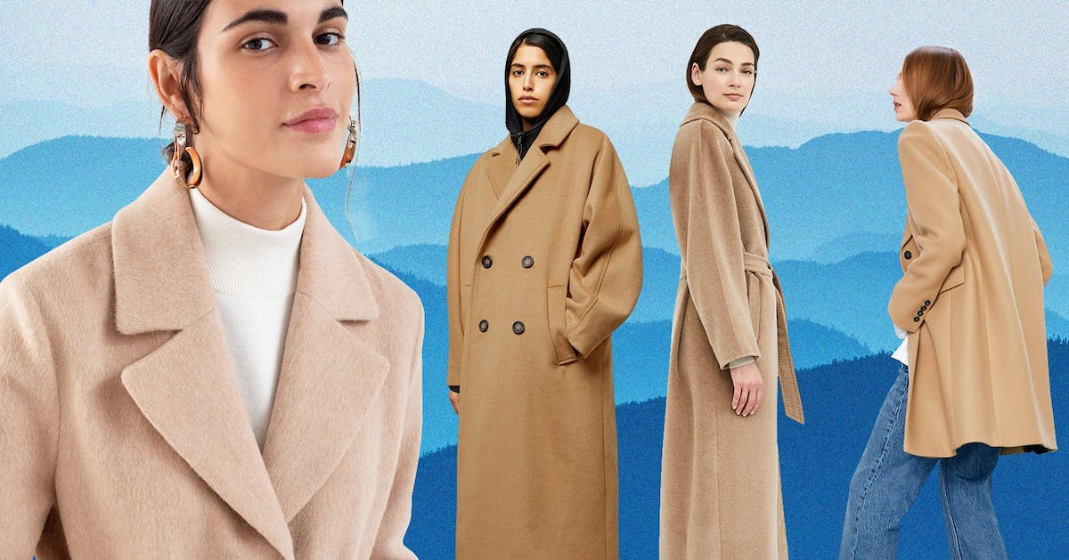The best camel coats to invest in now (and keep forever)