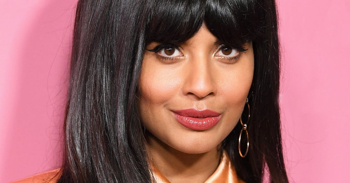 Jameela Jamil's comments about trying are a must-read for anyone plagued with self-doubt