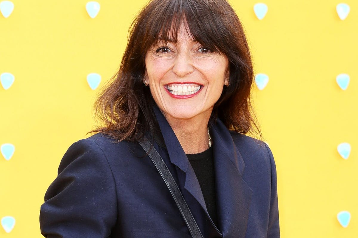 Davina McCall's heartfelt message reminds us why we need to take sick days