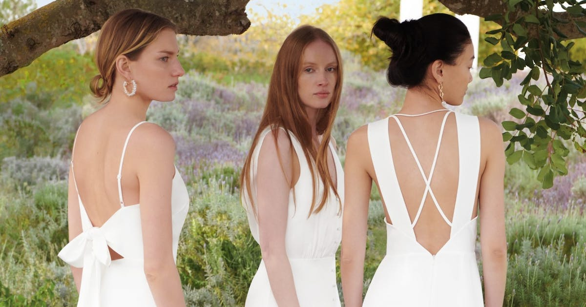 These 2 high street bridal collections have dropped this week – tell all brides-to-be