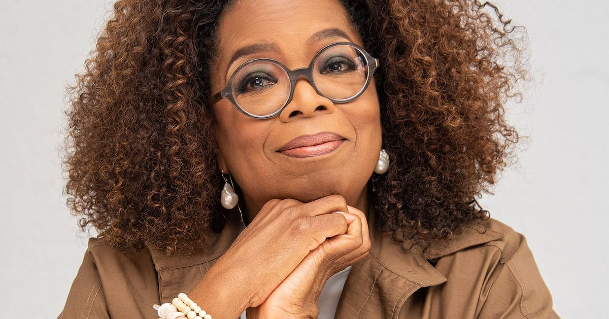 Oprah just shared the amazing life advice she received from Maya Angelou