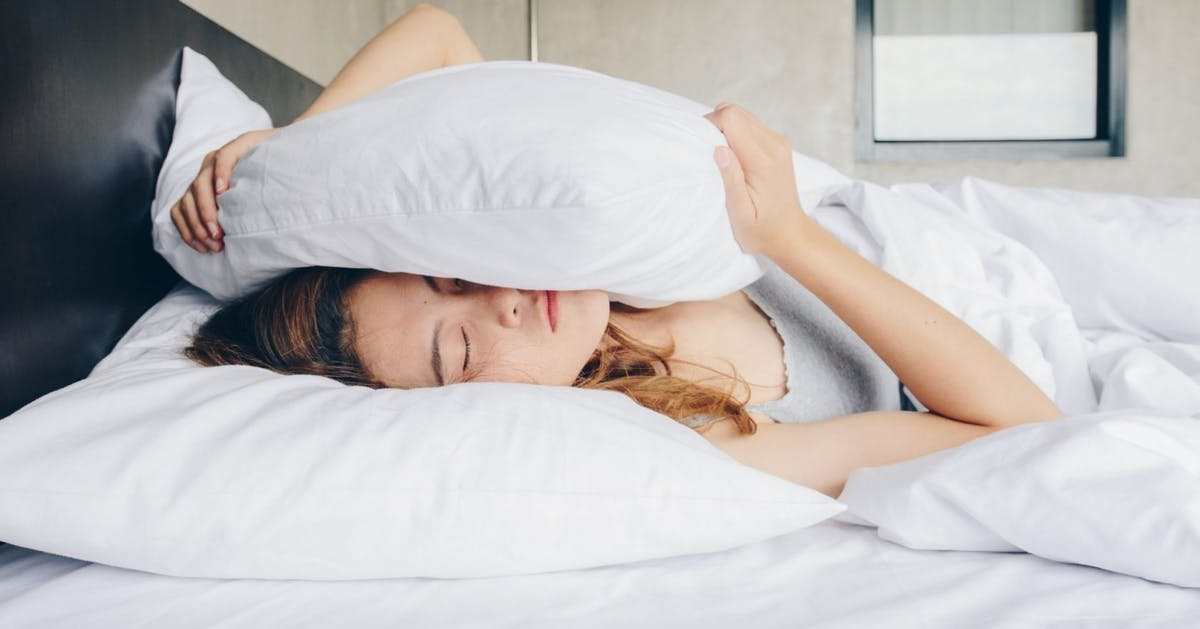 """This is how sleep deprivation helped my anxiety"""